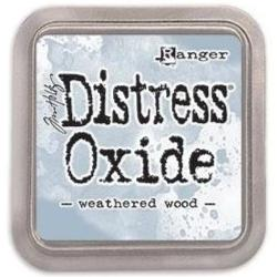 Tim Holtz Distress Oxide Stamp Pad - Weathered Wood