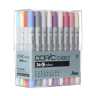 Copic  CIAO Marker 36 Set C