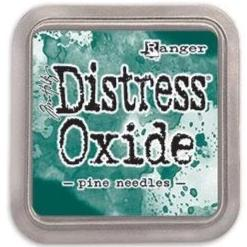 Tim Holtz Distress Oxide Stamp Pad - Pine Needles