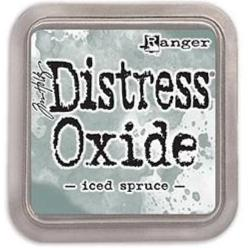 Tim Holtz Distress Oxide Stamp Pad - Iced Spruce