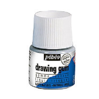 Pebeo Drawing Gum (masking fluid) Original 45ml