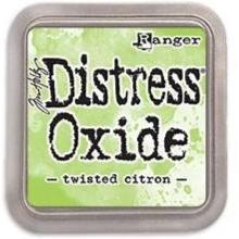 Tim Holtz Distress Oxide Stamp Pad - Twisted Citron