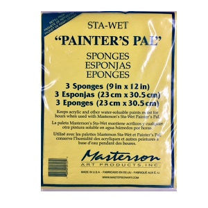 "Replacement Sponge for Masterson #912 (9""X12"")"