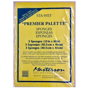 "Replacement Sponge for Masterson #105 (12""X16"")"