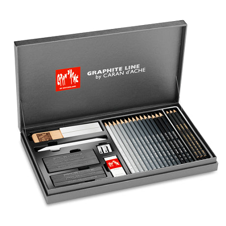 Caran d'Ache Graphite Gift Box Assortment