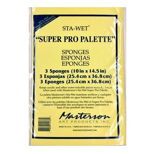 "Replacement Sponge for Masterson #11216 (10""X14.5"")"