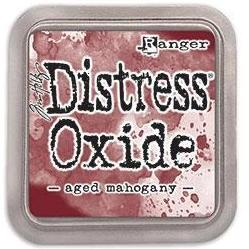 Tim Holtz Distress Oxide Stamp Pad - Aged Mahogany