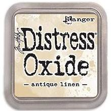 Tim Holtz Distress Oxide Stamp Pad - Antique Linen