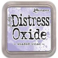 Tim Holtz Distress Oxide Stamp Pad - Shaded Lilac