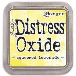 Tim Holtz Distress Oxide Stamp Pad - Squeezed Lemonade