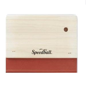 Speedball Fabric Squeegee  6""