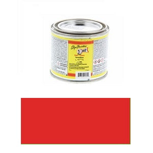1 Shot Lettering Enamel 4 fl oz - Fire Red
