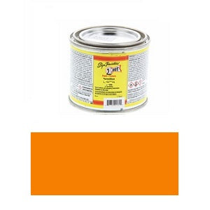 1 Shot Lettering Enamel 4 fl oz - Orange