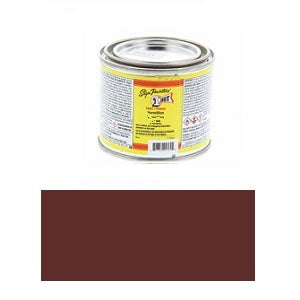 1 Shot Lettering Enamel 4 fl oz - Dark Brown