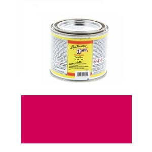 1 Shot Lettering Enamel 4 fl oz - Rubine Red