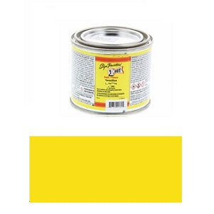 1 Shot Lettering Enamel 4 fl oz - Lemon Yellow