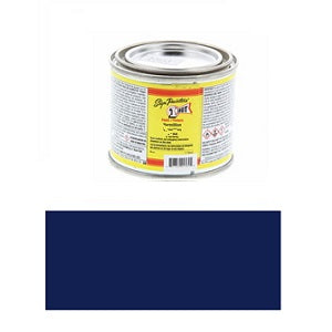 1 Shot Lettering Enamel 4 fl oz - Dark Blue
