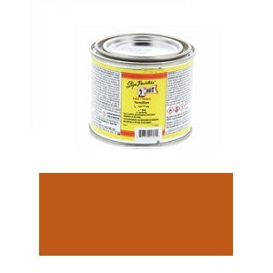 1 Shot Lettering Enamel 4 fl oz - Metalic Copper