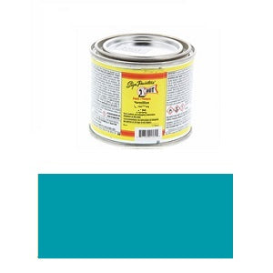 1 Shot Lettering Enamel 4 fl oz - Kansas City Teal (ORM-D)