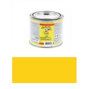 1 Shot Lettering Enamel 4 fl oz - Chrome Yellow