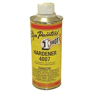 1 Shot 4007 Hardener 16 fl oz