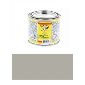 1 Shot Lettering Enamel 4 fl oz - Medium Gray