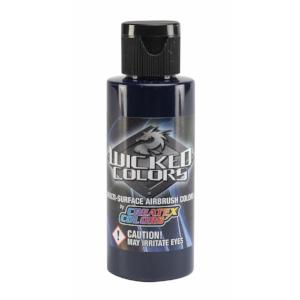 Wicked Multi-Surface Airbrush Colors - Detail Blue Violet 2 oz