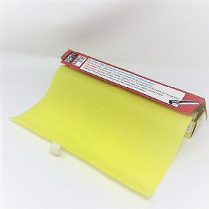Saral Transfer Paper - 12 inch by 12 ft roll - Yellow