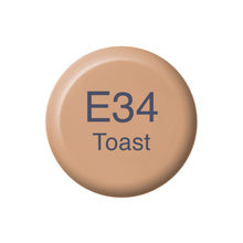 Copic Ink 12ml - E34 Toast (formerly Orientale)