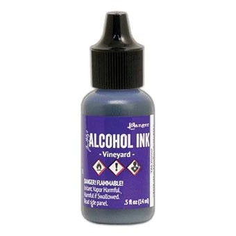 Tim Holtz Alcohol Ink .5oz - Vineyard (new color!)