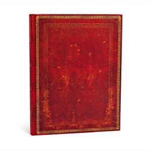 Paperblanks Old Leather Classics Venetian Red Ultra Lined