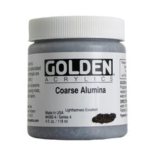 Golden Coarse Alumina 4 oz Jar