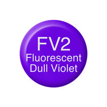 Copic Ink 12ml - FV2 Fluorescent Dull Violet