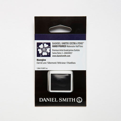 Daniel Smith Extra Fine Watercolor Half Pan - Moonglow