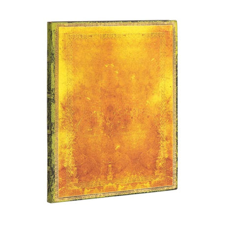 "Paperblanks Flexi Ochre Ultra 7""x 9""  Unlined -  176 page"