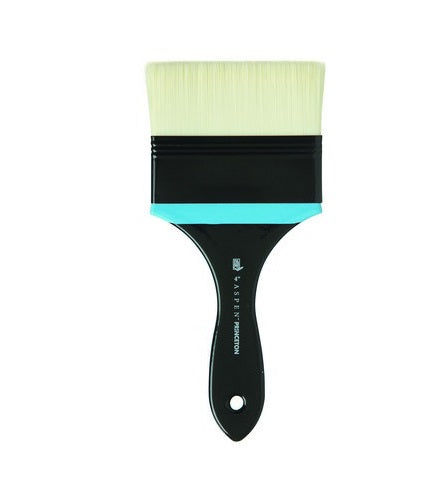 Princeton 6500 Aspen Oil Brush - Flat Mottler Brush 4""