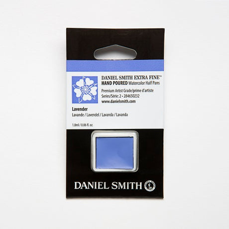 Daniel Smith Extra Fine Watercolor Half Pan - Lavender
