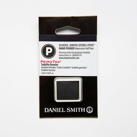 Daniel Smith Extra Fine Watercolor Half Pan - Sodalite Genuine
