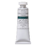 M. Graham Gouache Phthalocyanine Green 15ml