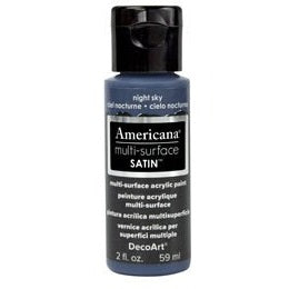 DecoArt Americana Multi-Surface 2oz - Night Sky