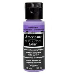 DecoArt Americana Multi-Surface 2oz - Lavender Fields