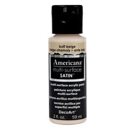 DecoArt Americana Multi-Surface 2oz - Buff Beige