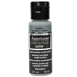 DecoArt Americana Multi-Surface 2oz - Dolphin
