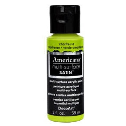 DecoArt Americana Multi-Surface 2oz - Chartreuse