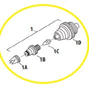 I-535-2 Fluid Head System 0.23 mm