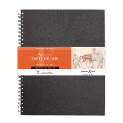 "Stillman & Birn Gamma Wirebound Sketchbook 11"" x 14"""