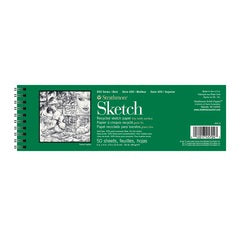 Strathmore 400 Series Recycled Sketch Pad - 50 Sheets 3x9