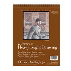 Strathmore 400 Series Heavy-weight Drawing Paper - 100 lb 8 x 10