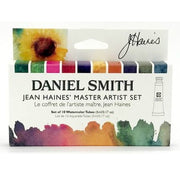 Daniel Smith Watercolor 10 Color Jean Haines' Master Artist Set