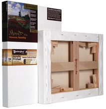 "Masterpiece Monet Pro 1-1/2"" Deep Profile - Sausalito 12 ounce Canvas 40""X40"""